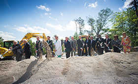 Grandview Breaks Ground on Cancer Center