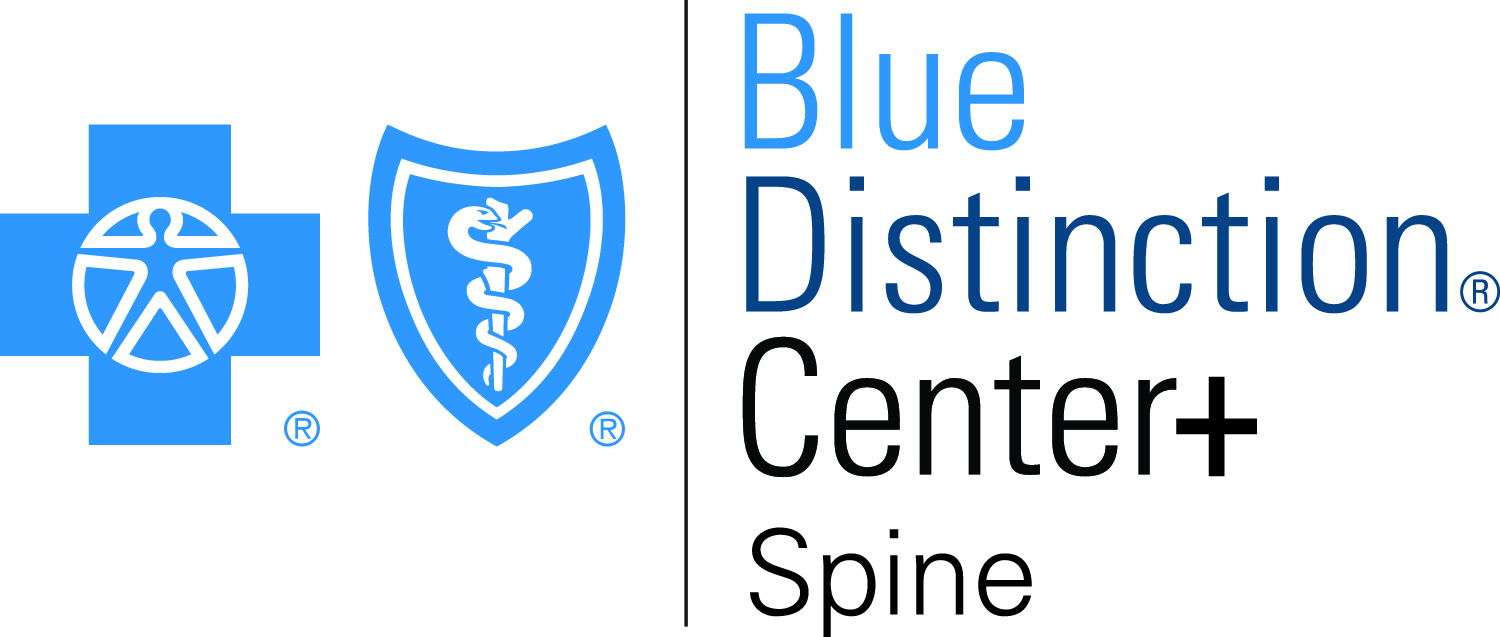 Blue Distinction Center Spine