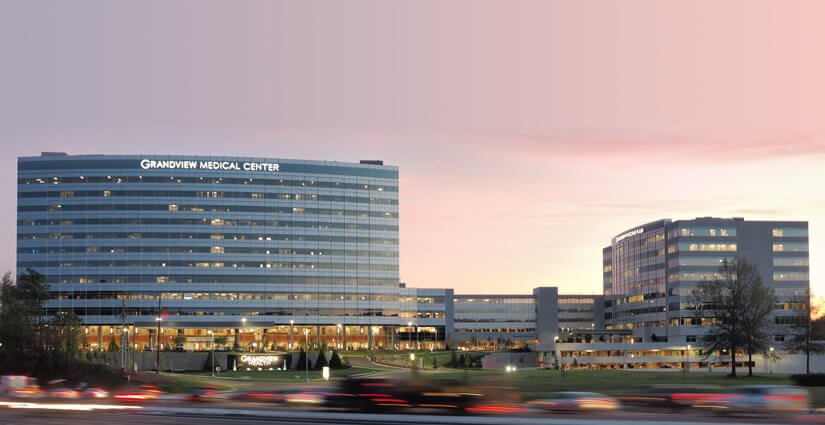 About Grandview Medical Center